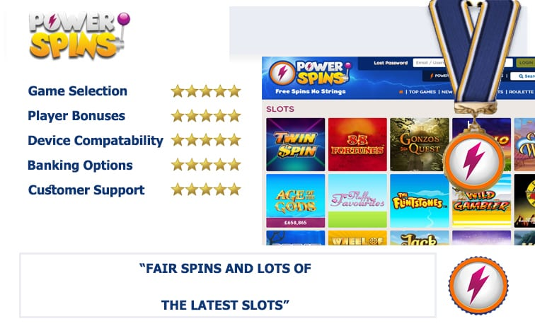 Overall a Great Online Casino Site thats Friendly and Trustworthy