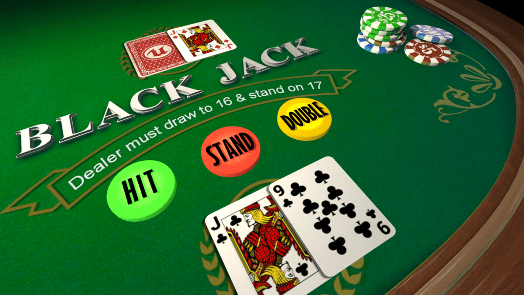 Online Blackjack at Fruity Casa Casino Games