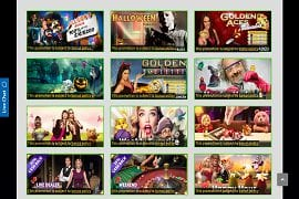 An Amazing Range of Slots Games Offered