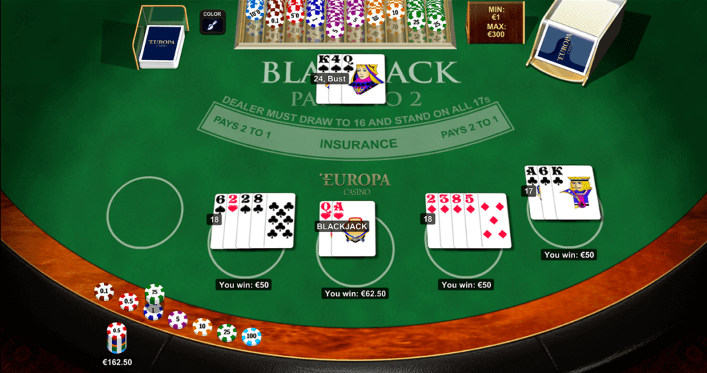 Play Blackjack With Friends Online Dealer Multi-Hand Games
