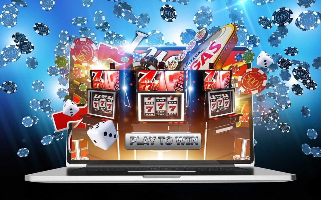 Play All The Slots You Need at Mail Casino
