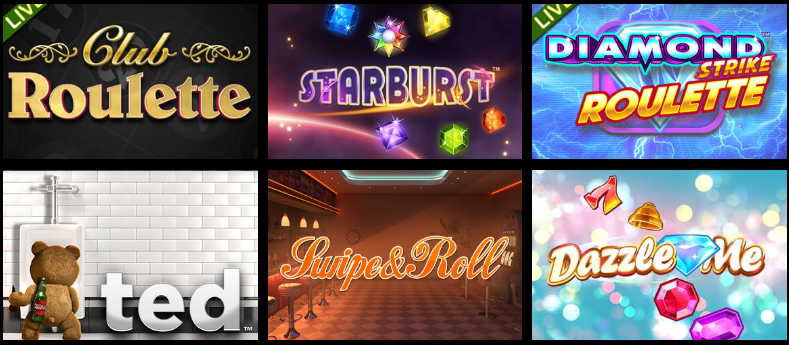 Multiple Slot Games Ready for You to Play