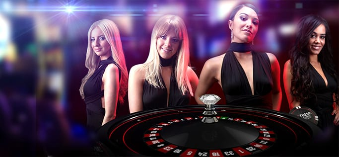 Interactive Dealers Ready to Take Your Bets at Coinfalls Casino