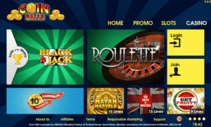Huge Choice of Casino Games to Choose From at Coin Falls Casino