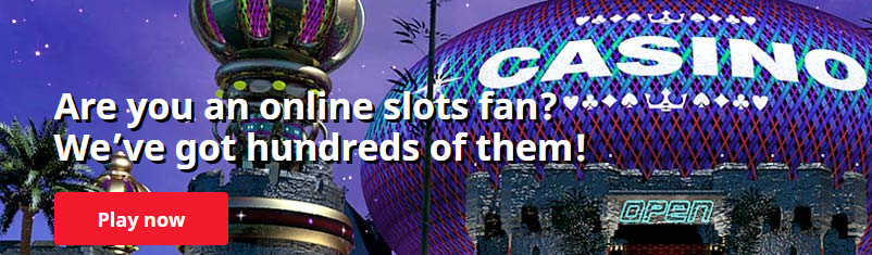 Online Slots Fans at Royal Panda Casino
