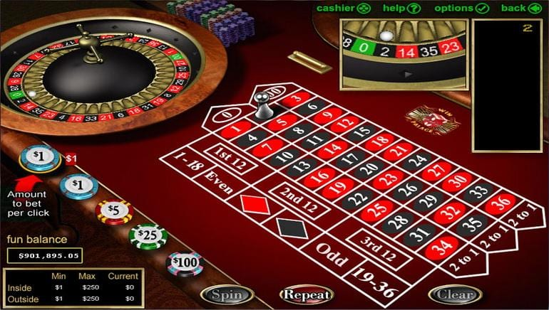 Visit Fun Casino To Enjoy The Best Roulette Tables Around