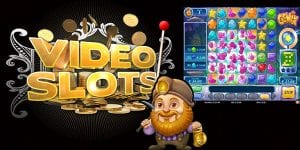 Video Slots Casino Logo Slots Image