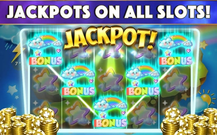 Progressive Jackpots on all Slot Games, Sign up Today!