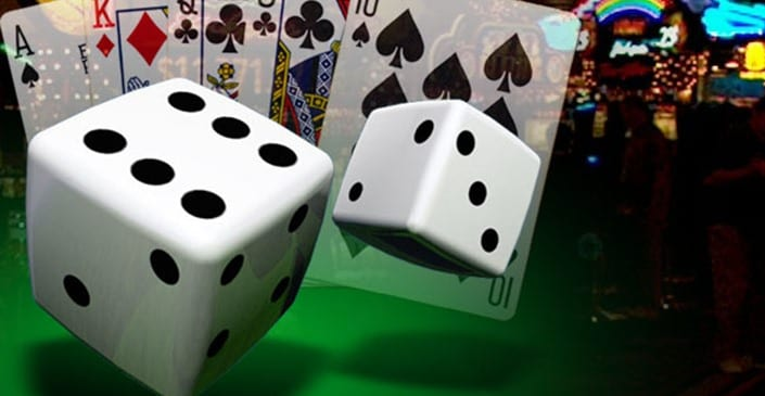 Roll the Dice on the Slots or Play Real Table Games Online