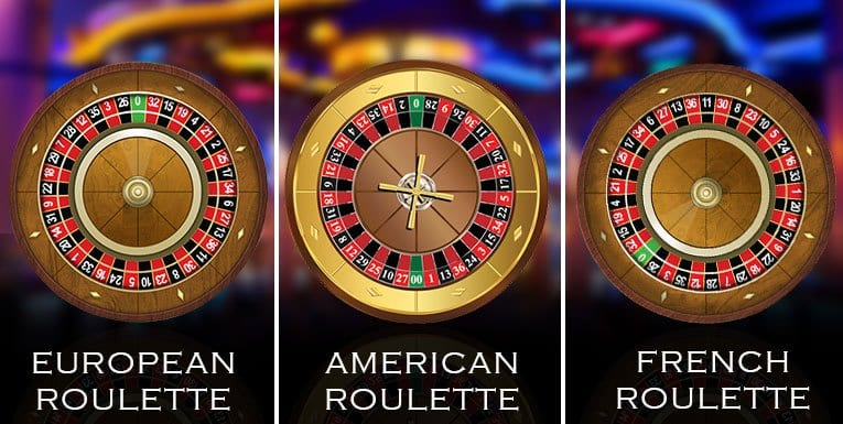 Learn the Difference Between Each Roulette Wheel