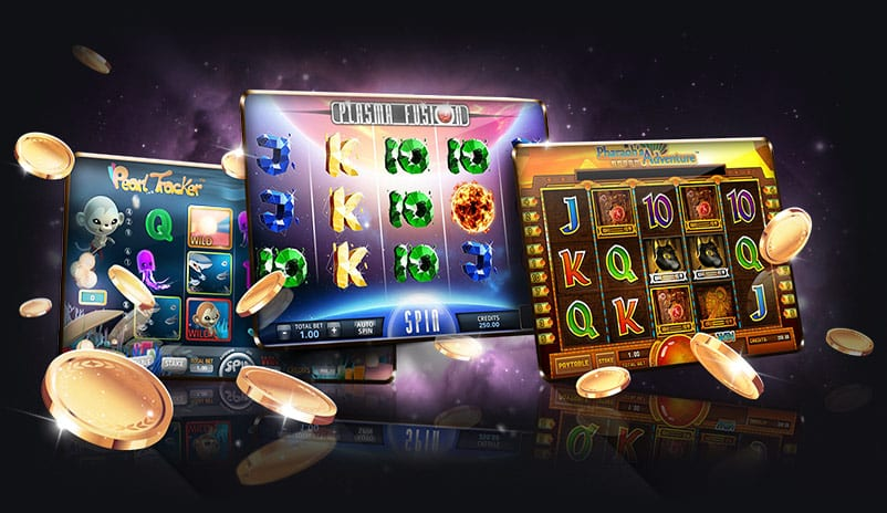 A Great Variety of Slot Games to Gamble on