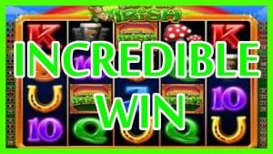 Get Incredible Wins Today on Luck of the Irish Slot