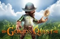 Play with Bonuses on Gonzo's Quest Slot