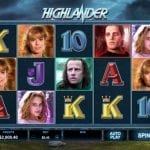 Highlander Online Slot Game