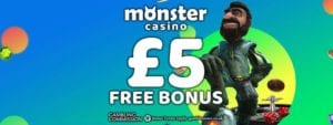 Get £5 To Play On Slots Now