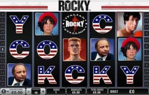 The Rocky Slot Interface Is Simple and Easy to Play