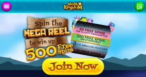 Play The Lab Slot at Slots Kingdom
