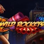 Play Wild Rockets Slot With up to £400 Bonus