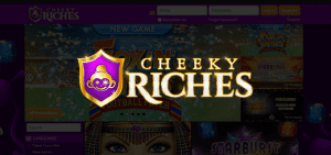 Cheeky Riches Online Casino Logo Cleopatra Slot