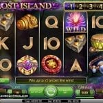 Lost Island Slot Game Online
