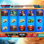 Man of Steel Slot Game