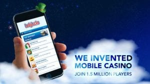 Join the UK's 1st Mobile Casino