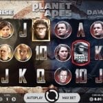 Planet of the Apes Slot Featured Image