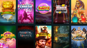 An Impressive Range of Games Offered to Play Today!