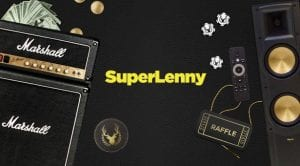 SuperLenny Online Casino Gaming UK Logo 2019