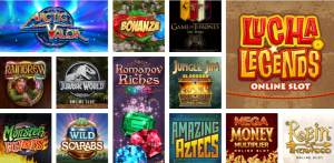 Huge Choice of Online Games & Mobile Slots at 32 Red