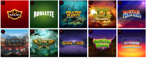 Play A Huge Range of The Best Games Today