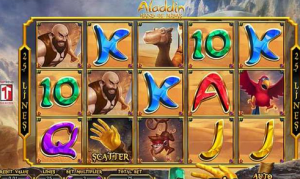 Play Top Online Slots Games Online UK at This Casino