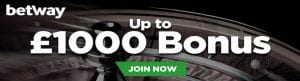 Get Your Welcome Bonus at Betway Casino Today