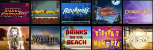 Enjoy a Huge Range of Slots and Live Casino Games Today