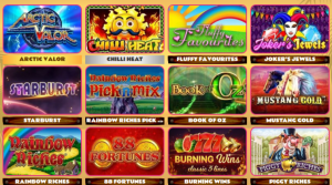 Over 500 Games at Hula Spins Casino Online