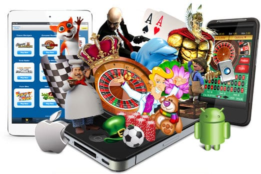 Play Mobile with Slots Animal Casino