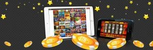 Play LIVE Casino Anywhere with Spin Station Mobile
