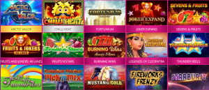 Slots Baby Casino Offer a Fantastic Range of Slots Games to Play