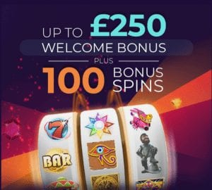 An Exciting Welcome Bonus Offer is Available After Sign Up