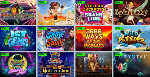 A huge Range of the Most Vibrant Slots Games To Play