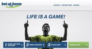 Life is a Game - Online Gaming at Bet at Home
