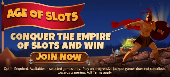 Age of Slots Empire Image