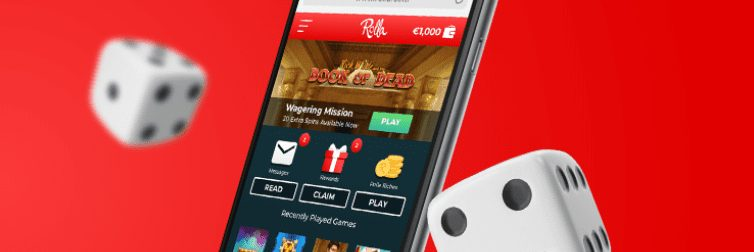 Mobile Slots at Rolla Casino Online