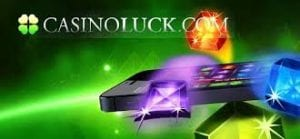 CasinoLuck Mobile Casino Logo