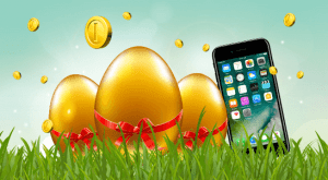 Dr Slot Casino Easter Promotional Image