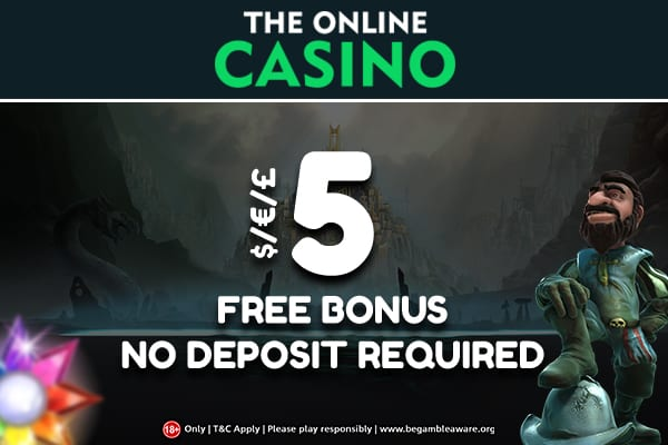 The Newest Addition To The Welcome Promotions at The Online Casino