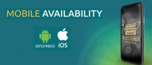 Mobile Availability for Online Casino Games