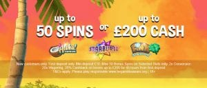 Visit Monster Casino Today for All The Latest Promotions