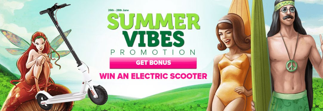 Summer Vibes Promotion