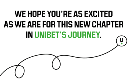 Ready For The Next Chapter in The Unibet Casino Journey
